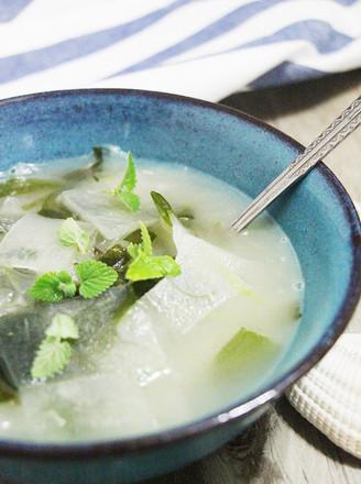 炎炎夏日里的超级能量解暑靓汤的做法