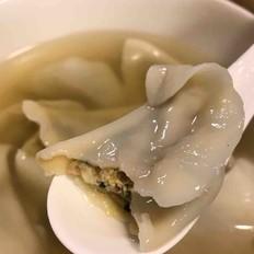 冬笋菜肉饺