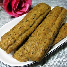 黑豆渣饼干