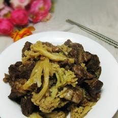 干菜花炖牛肉