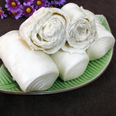 酵母版戧面饅頭