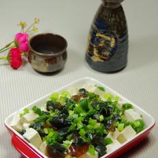 皮蛋卤水豆腐