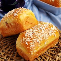 蜜豆小面包的做法