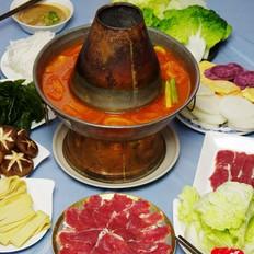 浓汤番茄铜火锅