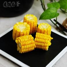 奶香玉米棒——