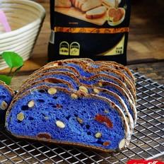 星空面包的做法