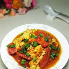鸡蛋炒西红柿