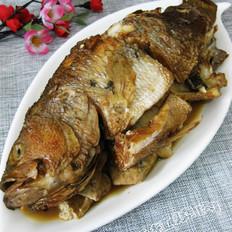 河鲈鱼炖豆腐
