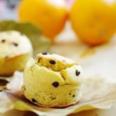 橙香巧克力小蛋糕
