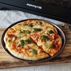 茄汁金枪鱼披萨