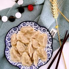 冬至猪肉白菜水饺