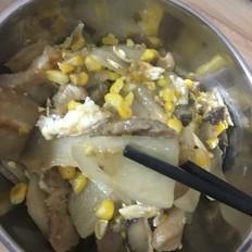 蔬菜炒肉片
