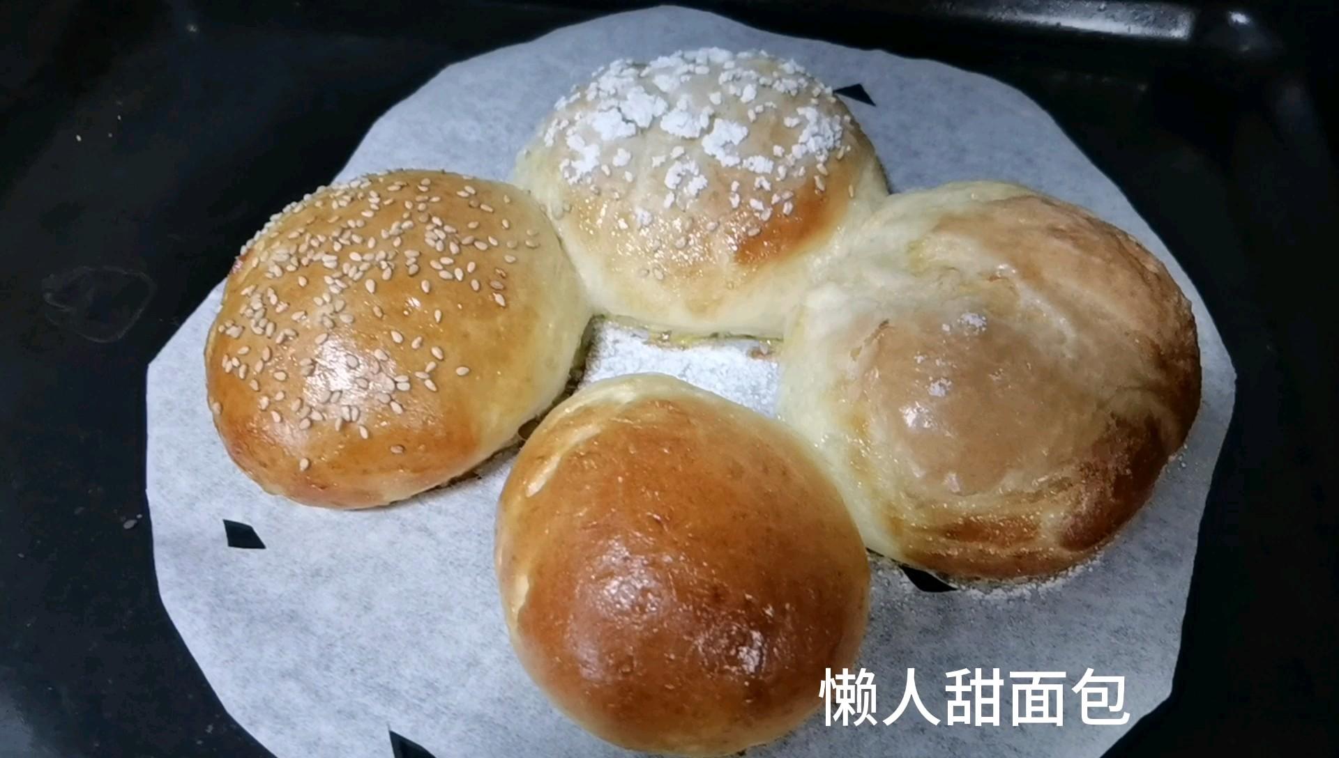 懒人甜面包