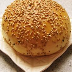 自制汉堡坯的做法
