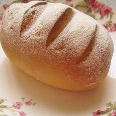 法式奶香软面包