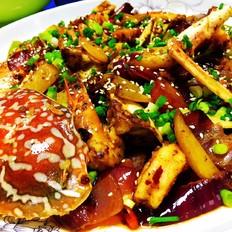 川味香辣蟹