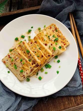 香煎嫩豆腐的做法