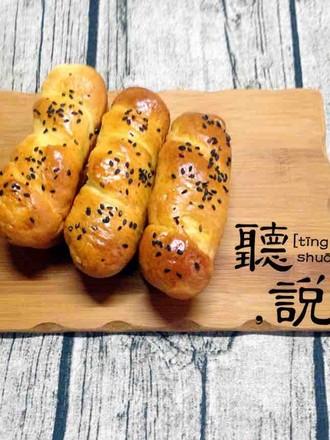 早餐包&香肠面包的做法