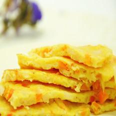 胡萝卜山药鸡蛋饼