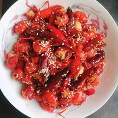 微麻微辣十三香小龙虾