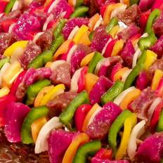 锦绣牛肉串