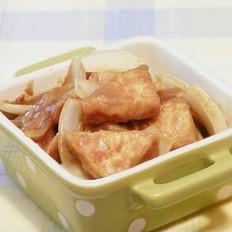 咖喱风味豆腐