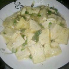 减肥食谱清炖豆腐