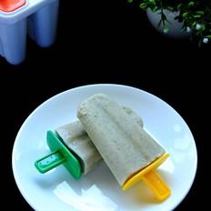 绿豆酸奶棒冰