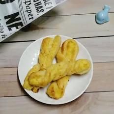 椰蓉棒面包