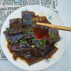 酱烧红薯豆腐