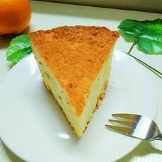 香橙戚风蛋糕