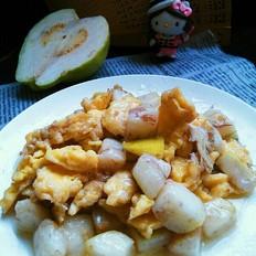 番石榴炒蛋