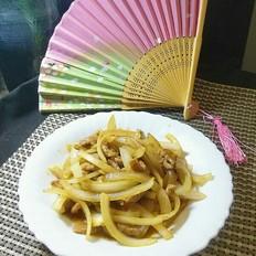 洋葱牛肉丝(超嫩)