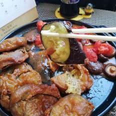 面拖茄(蓝瘦香菇版)