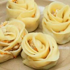玫瑰卷 饺子皮