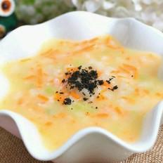 海鲜疙瘩汤