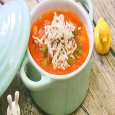 番茄鲅鱼面 宝宝健康食谱