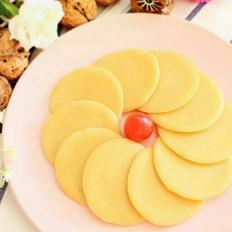 核桃蛋饼  宝宝健康食谱