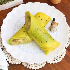 黄瓜香蕉饼  宝宝健康食谱