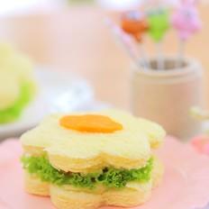 早餐三明治 宝宝辅食食谱