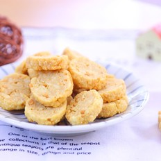 香酥米饼  宝宝辅食食谱