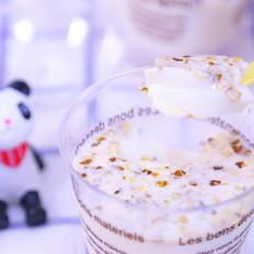 牛奶干果布丁  宝宝辅食食谱