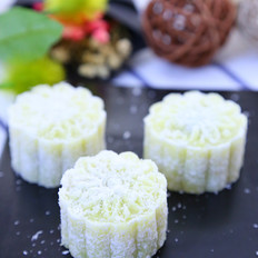 豆沙月饼  宝宝辅食食谱