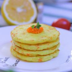 山药鳕鱼饼 宝宝辅食食谱