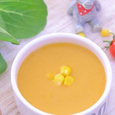 番茄牛肉玉米浓汤 宝宝辅食食谱