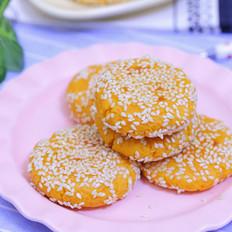红薯芝心小饼  宝宝辅食食谱