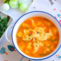 西红柿小鱼面疙瘩  宝宝辅食食谱