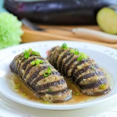 肉酱蒸茄龙  宝宝辅食食谱