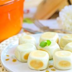 紫薯爆浆芝士仙豆糕 宝宝辅食食谱
