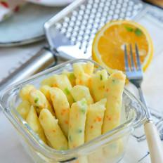 土豆手指条  宝宝辅食食谱的做法大全